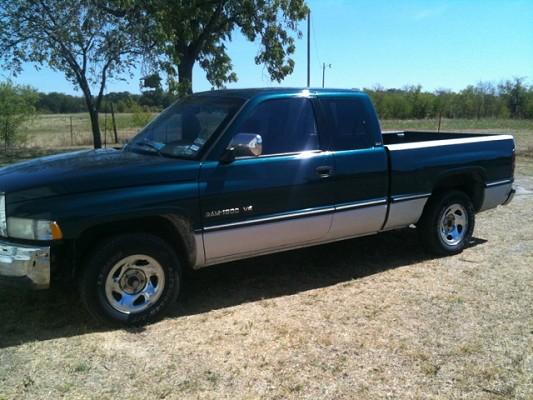 1996 Dodge Ram 1500 3 300 Possible Trade 100434984 Custom Full Size Truck Classifieds