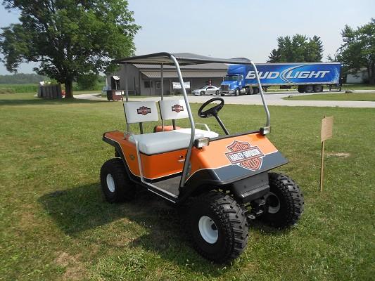 1981 Ez Go 2 500 100417927 Custom Golf Cart