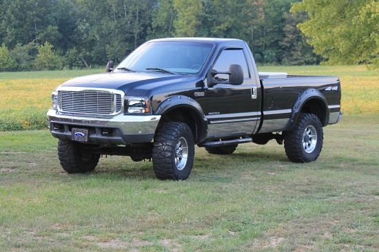1999 ford f250 super duty 12 000 possible trade 100526434 custom lifted truck classifieds. Black Bedroom Furniture Sets. Home Design Ideas
