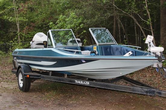 1987 procraft fish and ski 4 800 100576855 custom for Procraft fish and ski