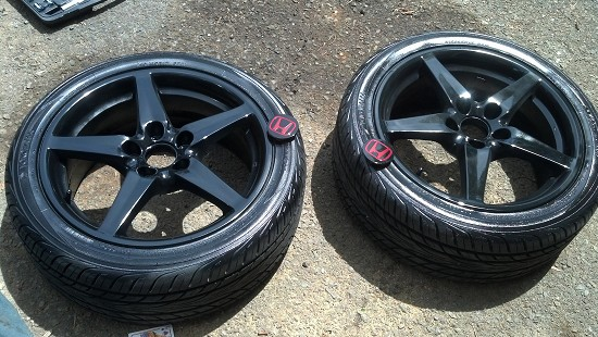 Acura Rsx Type S Wheels Possible Trade Custom - Acura rsx type s wheels