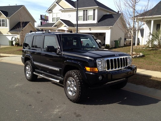 2006 jeep commander limited 5 7 hemi 11 800 firm 100636946 custom sport utility classifieds. Black Bedroom Furniture Sets. Home Design Ideas