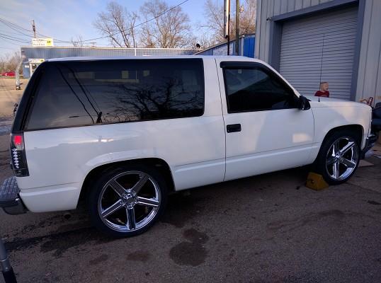 1997 Chevrolet Tahoe 2 Door 5 500 Or Best Offer 100689829