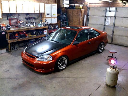 2000 Honda Civic Si 7 500 Possible Trade 100606348 Custom Jdm