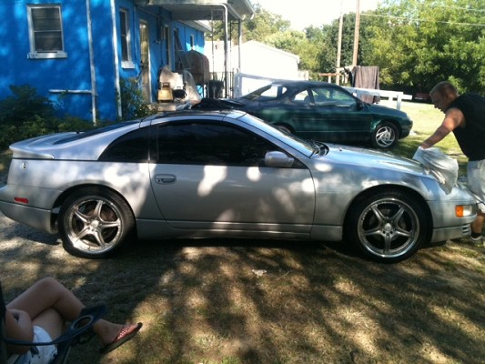 1990 nissan 300zx  10 800 or best offer