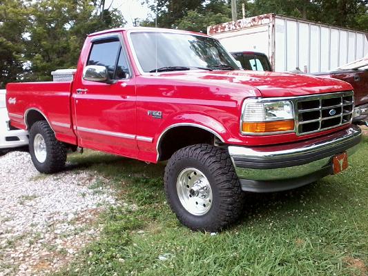 1995 Ford F150 4 100 Or Best Offer 100408088 Custom