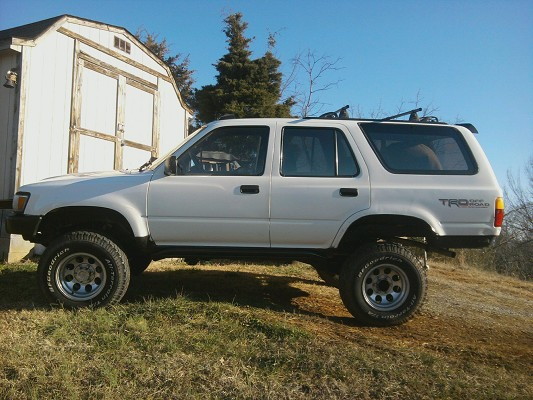 1995 toyota 4runner 3 500 possible trade 100458160 custom lifted truck classifieds lifted truck sales mautofied com
