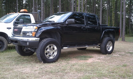 2005 Gmc Canyon 12 000 Or Best Offer 100445960 Custom Lifted