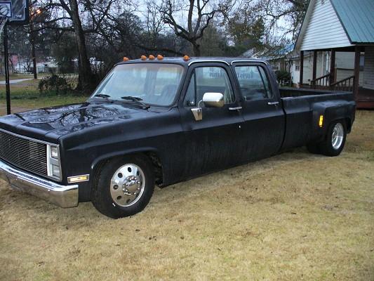 1987 chevy crew cab dually 4x4 autos post. Black Bedroom Furniture Sets. Home Design Ideas