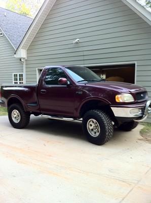 1999 Ford F 150 6 000 Or Best Offer 100410203 Custom