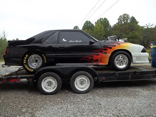 1988 Ford mustang gt $30,000 Possible trade - 100497568