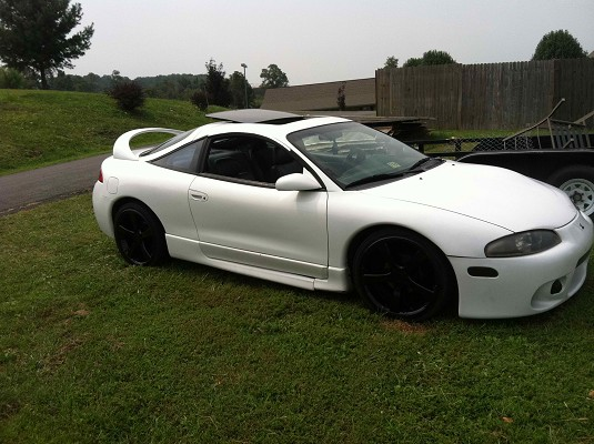1997 mitsubishi eclipse gst 4 500 possible trade. Black Bedroom Furniture Sets. Home Design Ideas