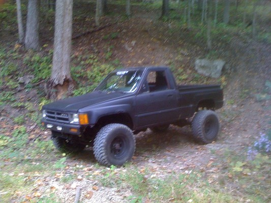 87 Toyota Pickup >> 1987 Toyota Pickup 2 500 Possible Trade 100436009