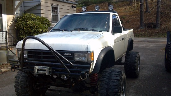 1988 Nissan hard $1 - 100634828 | Custom Lifted Truck ...