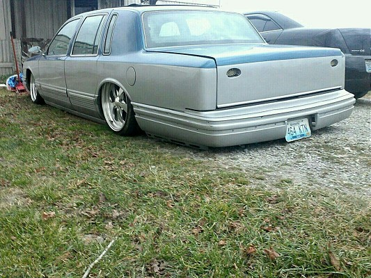 1994 Lincoln Town Car 2 500 Possible Trade 100549886 Custom Low