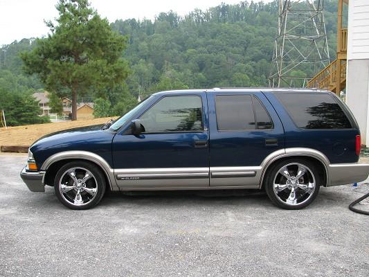 2000 Chevrolet s10 blazer $4,500 or best offer - 100417514 | Custom