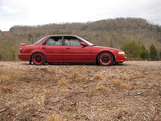 1993 Acura Integra Ls 3700