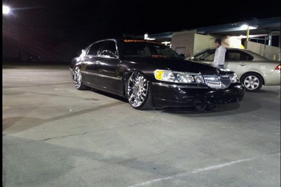 2001 Lincoln Town Car 7 500 Or Best Offer 100538244 Custom Show