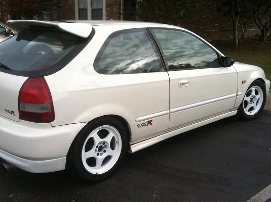 1998 Honda Civic CTR clone $1 Possible Trade - 100539405 | Custom JDM Car Classifieds | JDM Car ...