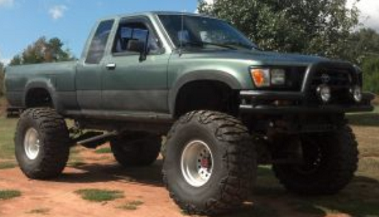 1993 toyota pickup 7 500 possible trade 100536683 - 1993 toyota pickup interior parts ...
