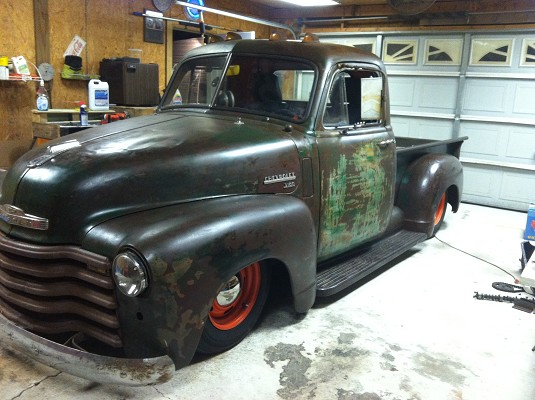 1950 Chevy 4 Wheel Drive Truck For Sale | Autos Post