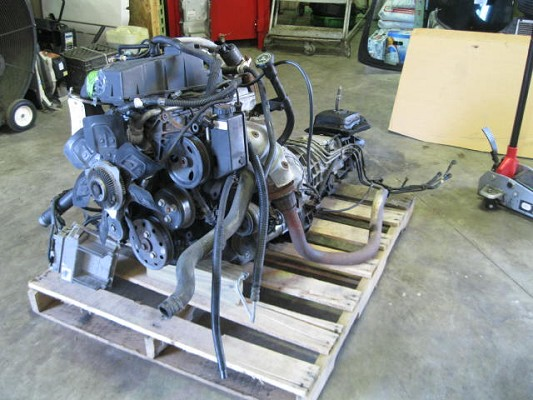 1998 Chevy S10 Or Gmc S15 2 2l Motor  550 Possible Trade