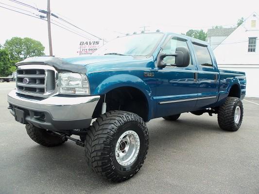 Jw Auto Sales >> 2000 Ford F350 $19,995 - 100427103 | Custom Lifted Truck ...