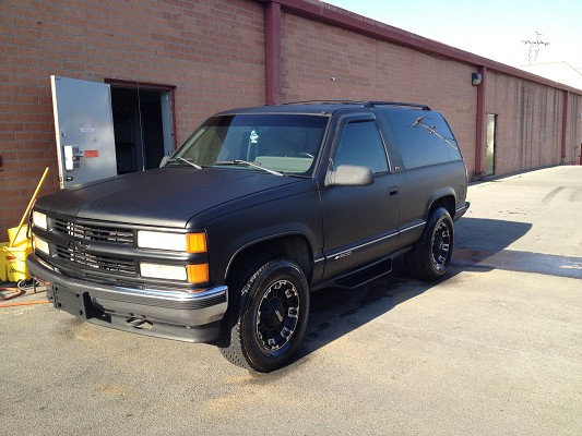 1994 chevrolet tahoe 6 995 possible trade 100487670. Black Bedroom Furniture Sets. Home Design Ideas