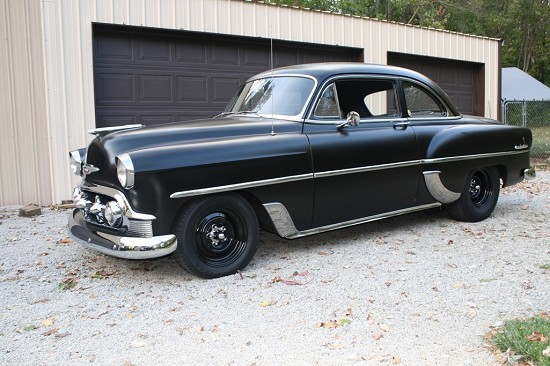 1953 Chevrolet Club Coupe 18 500 Possible Trade