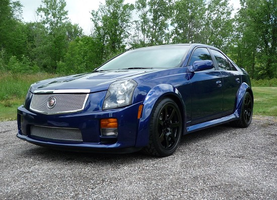 2004 cadillac cts v 35 000 possible trade 100433852. Black Bedroom Furniture Sets. Home Design Ideas