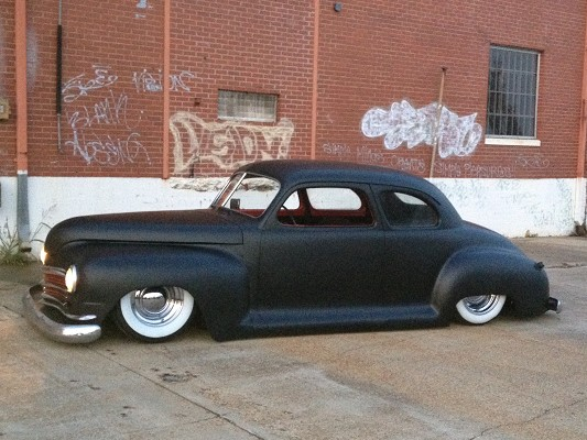 1948 Plymouth Business Coupe 12 000 Possible Trade