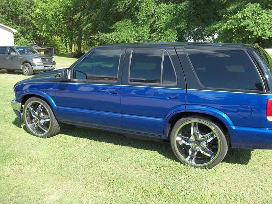 1996 Chevrolet Blazer 0 Possible Trade 100496550 Custom