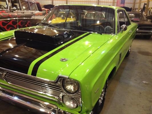 1966 Plymouth Fury 3 1