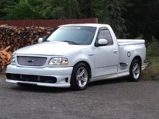 2003 Ford Lightning Custom Firm 16 000 100516284 Custom Show Truck Classifieds Show Truck