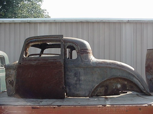 1934 Plymouth coupe $1,250 - 100472774 | Custom Project