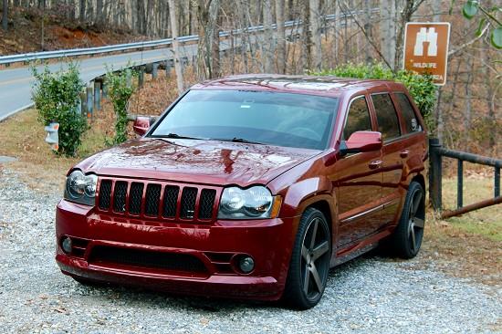 2007 Jeep Srt8 6 1l V8 Hemi 4wd Loaded 27 000 100691360 Custom