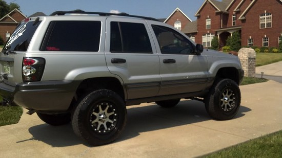 2004 jeep grandcherokee columbia edition 12 000 or best offer 100445920 custom jeep. Black Bedroom Furniture Sets. Home Design Ideas