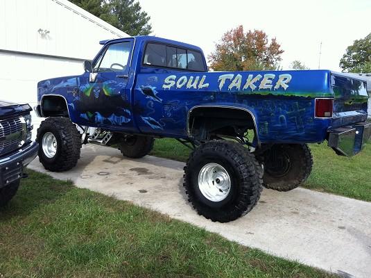 1984 chevy 1500 truck