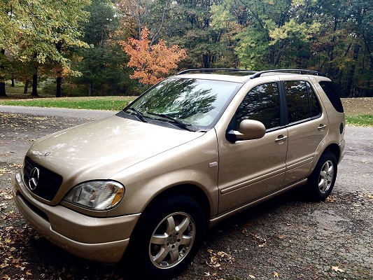 301 moved permanently for 2001 mercedes benz ml320