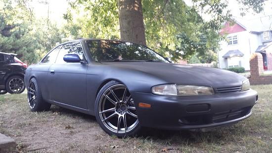 1996 Nissan 240sx Se 6 000 Or Best Offer 100619551 Custom Drift