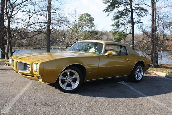 1971 Pontiac firebird esprit $10,500 Or best offer