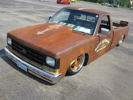 1985 Chevrolet S10 5 500 Or Best Offer 100452129