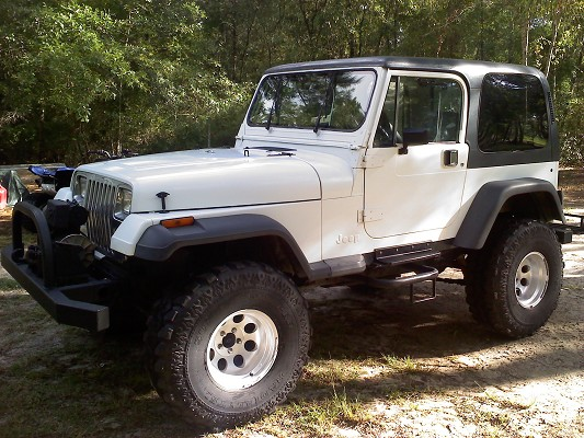 1989 jeep wrangler yj 6 500 possible trade 100511406 custom jeep classifieds jeep sales. Black Bedroom Furniture Sets. Home Design Ideas