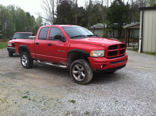2003 dodge ram 1500 9 500 100634971 custom lifted truck classifieds lifted truck sales. Black Bedroom Furniture Sets. Home Design Ideas
