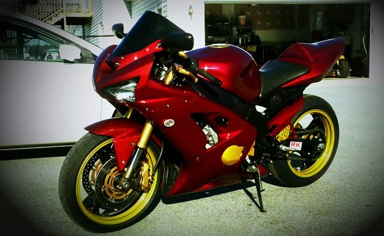 2003 Kawasaki 636 $5,000 Possible trade - 100461051 | Custom Street