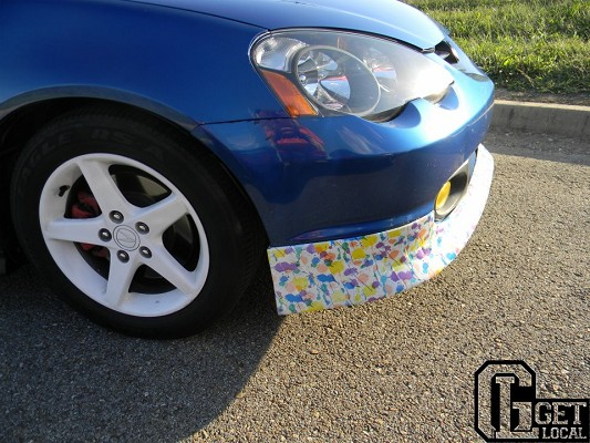 white 02-04 rsx rims with good tread $400 Possible Trade ...