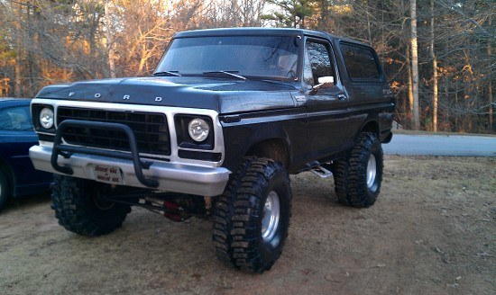 1978 Ford Bronco 5 500 Or Best Offer 100463450 Custom