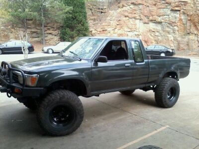 1990 Toyota Pickup 7 000 Possible Trade 100483716 Custom Lifted Truck Classifieds Lifted