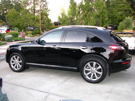 Used infiniti qx70 for sale search 1 used edmunds autos post for Motor werks honda coupons