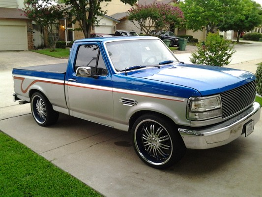 1995 Ford F-150 XL Video Drive Anywhere $4,999 Firm ...